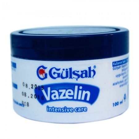 Gülşah Naturel Vazelin 100 ML