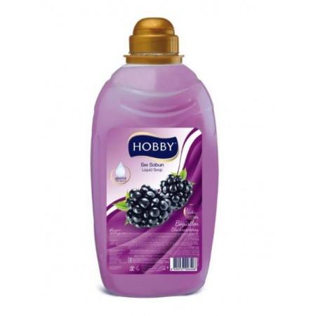 Hobby Sıvı Sabun Böğürtlen 1800 Ml