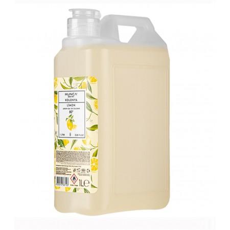 Hunca Care Limon Kolonyası Bidon 1 Litre