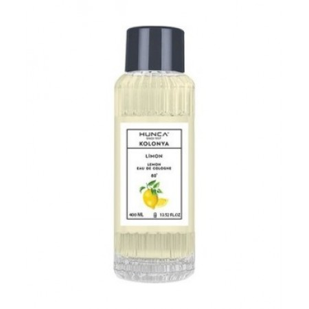 Hunca Limon Kolonyası Pet Şişe 40 ML