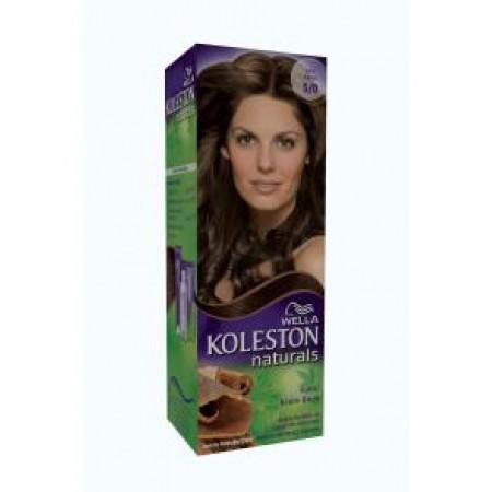Koleston Naturals Saç Boyası 5/0 Açık Kahve