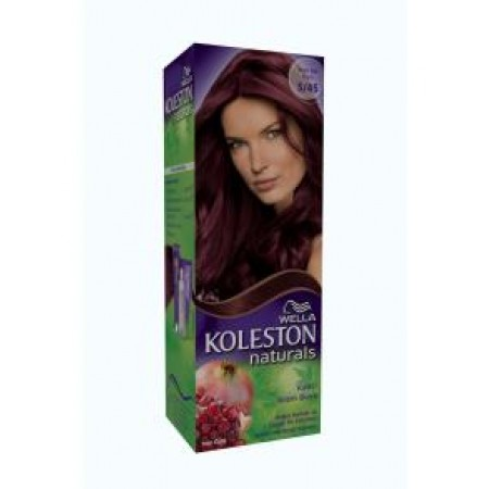 Koleston Naturals Saç Boyası 5/45 Koyu Nar Kızılı