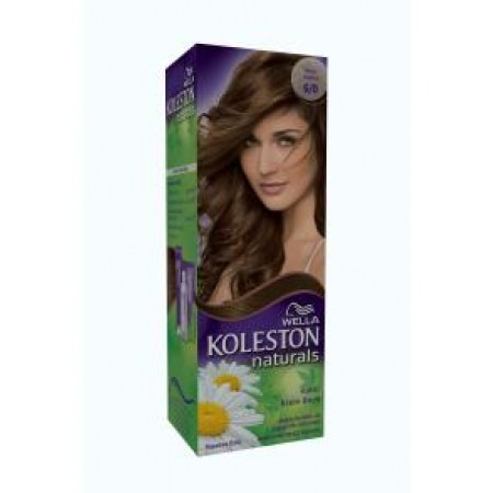 Koleston Naturals Saç Boyası 6/0 Koyu Kumral