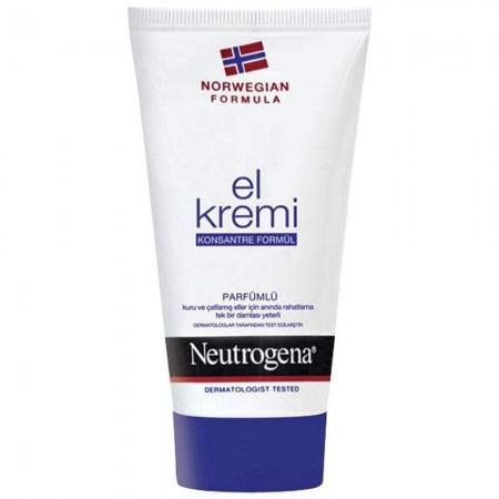 Neutrogena El Bakım Kremi Parfümlü 75 ML