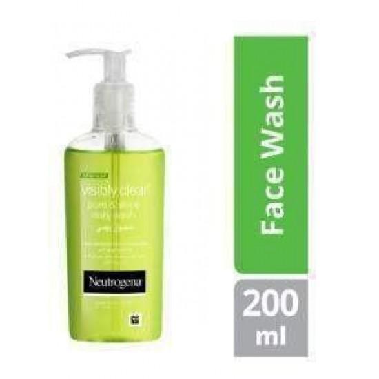 Neutrogena Pore Shine Yüz Temizleme Jeli 200 ML