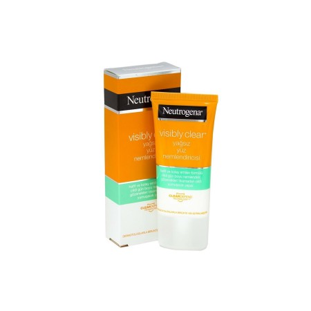 Neutrogena Visibly Clear Yağsız Nemlendirici 50 ML