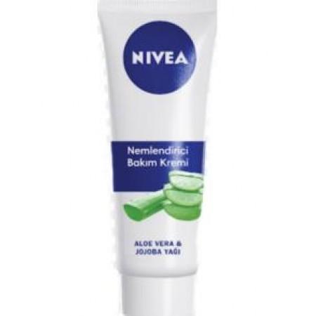 Nivea Aloe Vera & Jojoba Yağı El Bakım Kremi Nemlendirici 75 ML