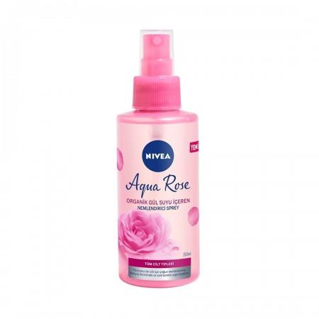 Nivea Nemlendirici Yüz Spreyi Aqua Rose 150 Ml