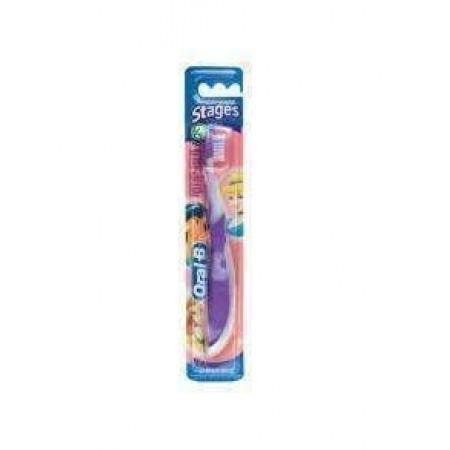 Oral B Diş Fırçası 5-7 Yaş Çocuk Stages 3
