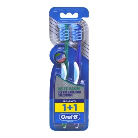 Oral-B Pro Health Diş Eti Bakımı Diş Fırçası 1+1