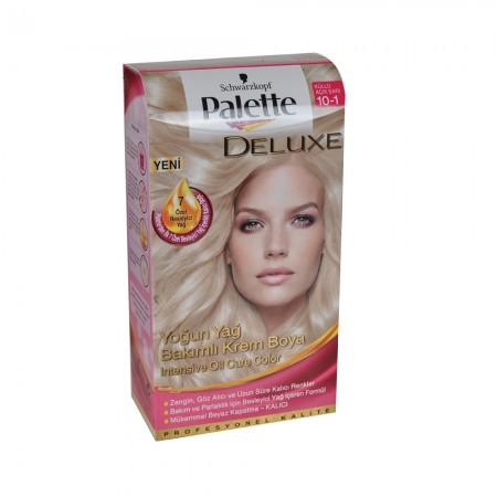 Palette Deluxe 10-1 Küllü Açık Sarı Saç Boyası