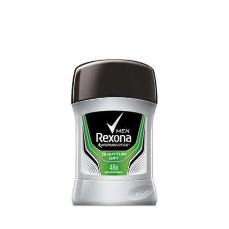 Rexona Men Deo Stıck Quantum Dry 48H 50 ML