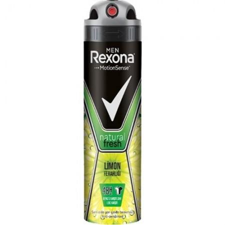 Rexona Men Limon Ferahlığı Erkek Deodorant Sprey 150 ML