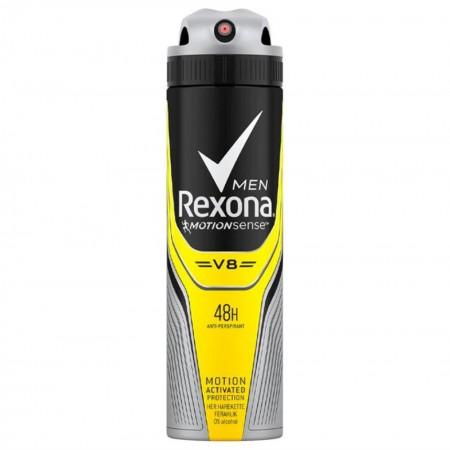 Rexona Men V8 Erkek Deodorant Sprey 150 ML