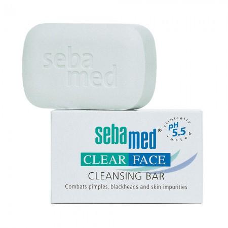 Sebamed Clear Face Yüz Temizleme Sabunu Akneye Yatkin 100 Gr