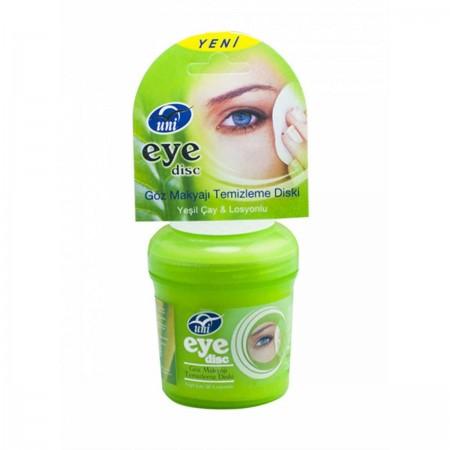 Uni Care Eye Disc Makyaj Temizleme Mendili Normal 80 Li