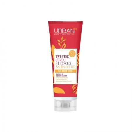Urban Care Hibiscus ve Shea Yağı İçeren Bukle Belirginleştirici Saç Bakım Kremi 250 ML